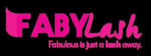 FabyLASH Logo